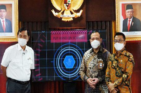 Peluncuran Strategi Nasional Pencegahan Korupsi (STRANAS PK)