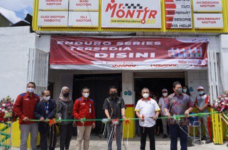 PT Pertamina Lubricants Perlebar Jaringan Outlet Pelumas Pertamina Segman 2W Bersama Mr. Montir