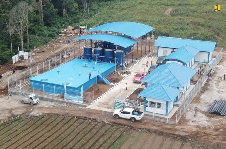 Dukung Pariwisata KSPN Danau Toba, Kementerian PUPR Segera Rampungkan SPAM IKK Merek dan Jaringan Perpipaan SPAM Simanindo