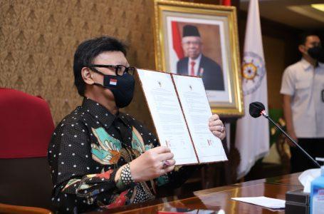 Terima Naskah Soal Seleksi CASN 2021 dari Kemendikbud, Panselnas Jamin Kerahasiaan Soal