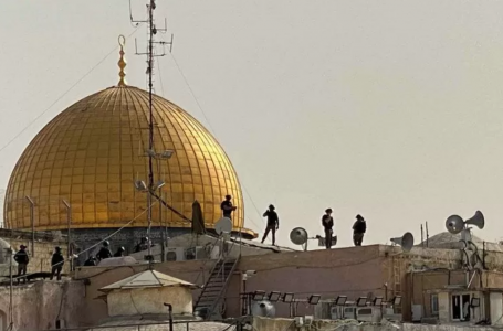 Sikap PPP atas Kebrutalan Israel di Masjid al-Aqsha