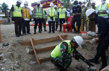 Kementerian PUPR Bangun Rusun TNI di Gorontalo Senilai Rp 19,5 Miliar
