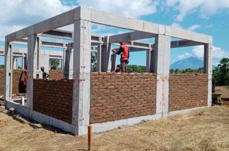 Rehabilitasi Dampak Bencana Banjir di NTT, Pembangunan 1.000 Unit Rumah RISHA di Lembata dan Adonara Flores Timur Selesai Akhir September