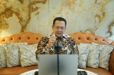 Ketua MPR Apresiasi Profesi Tenaga Kesehatan Sebagai Pahlawan Kemanusiaan