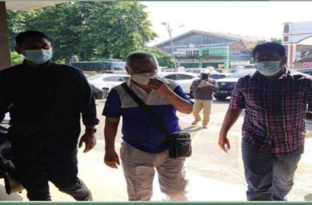 Kejari Tangkap Ir. Paulus Iwo Buronan Pidana Korupsi