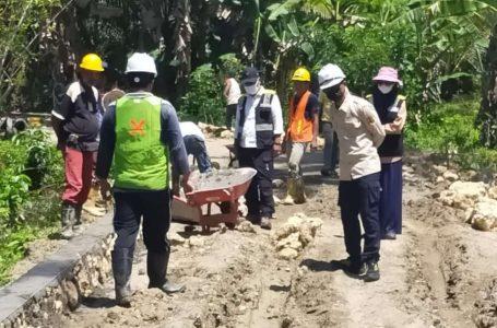 Lebih dari 300 Ribu Orang Peroleh Kerja lewat Program PKT Permukiman, Refocusing Anggaran Kementerian PUPR Lampaui Target Serapan