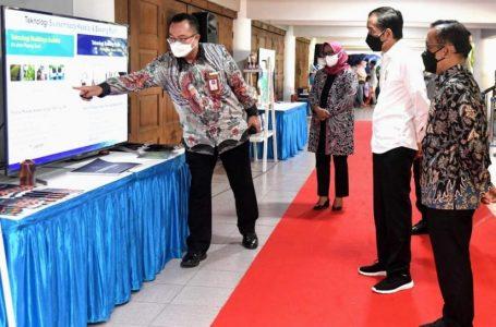 Presiden Jokowi Ingatkan Dua Kunci Pengendalian Covid-19