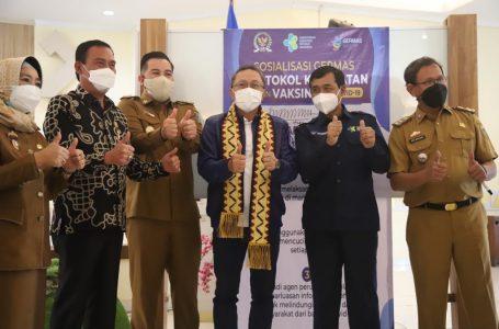 Zulhas Apresiasi Penanganan Covid di Lampung